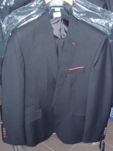 8fce55de33f66 330 zł. Garnitur męski slim, modny krój dopasowany do męskiej sylwetki ,  zwężane nogawki, kolor czarny, wszystkie rozmiary , fachowe doradztwo  ,idealny na ...